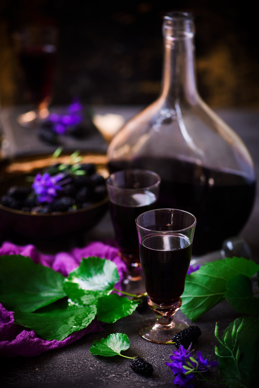 mulberry liqueur.3