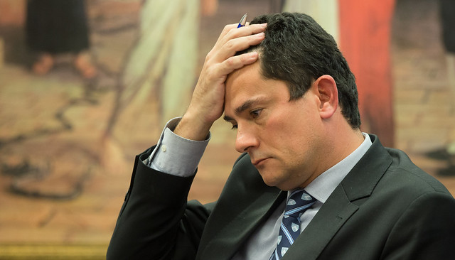CNJ recebe representação contra arbitrariedades do juiz de primeira instância, Sérgio Moro - Créditos: Foto: Lula Marques