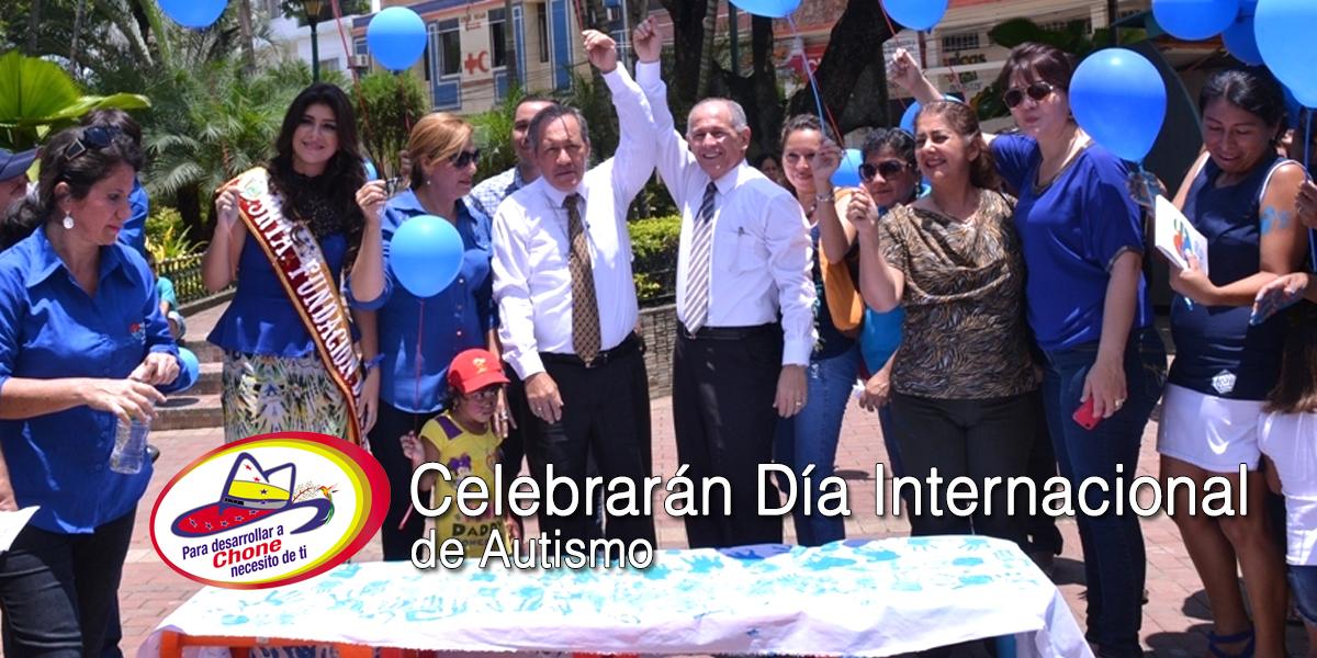 Celebrarán Día Internacional de Autismo