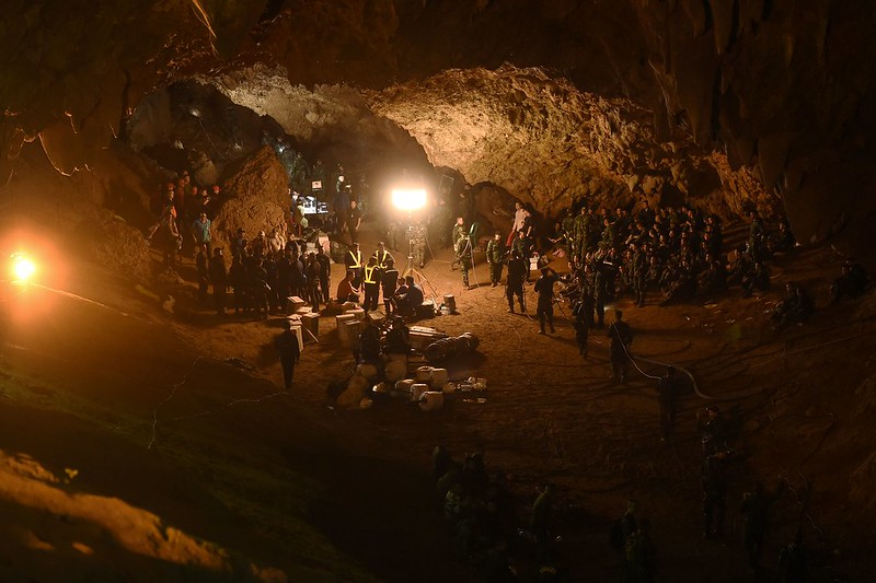 """""""Operation Thai Cave Rescue,"""" Discovery Channel"""