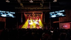 2018 04 21 Face to Face @ Gas Monkey Live (Dallas, TX)