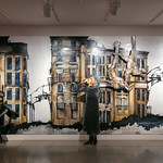 In Sight On Site: Murals - Korri Marshall - Photograph by Wes Magyar