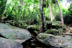 Pha Luang Waterfall Forest Park , Amphoe Si Mueang Mai,Ubon Ratchathani ,#thailand ,#travel