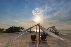 Relax on the island Holbox