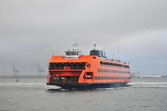 Staten Island Ferry Andrew J. Barberi