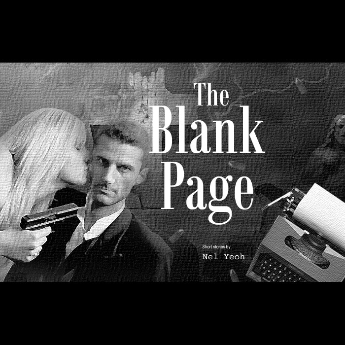 The Blank Page ...
