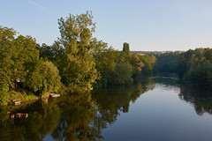 L'Yonne à Cravant - Photo of Sery