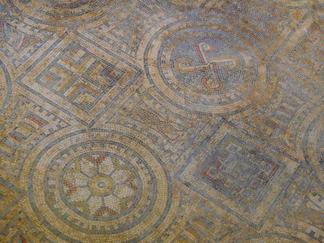 Mosaicos romanos de Camarzana, Nikon COOLPIX S7000