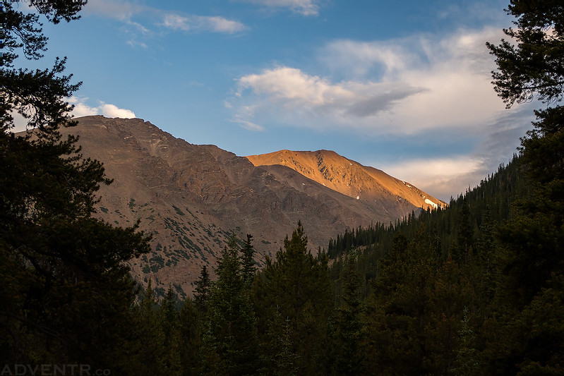 Mount Elbert View