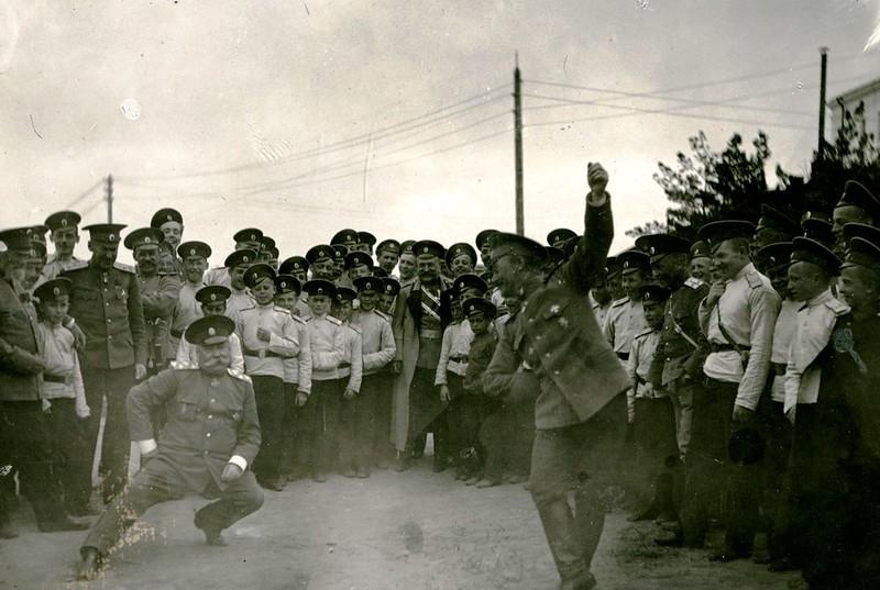 Омский кадетский корпус. Часть 3
