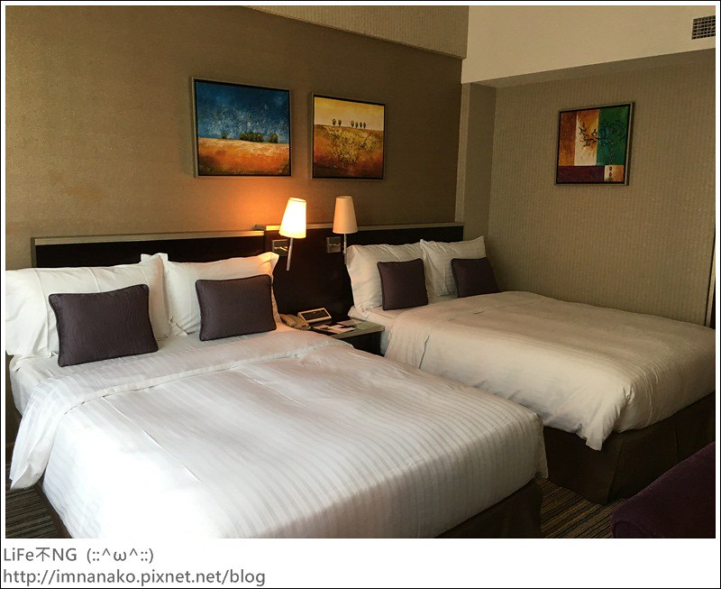 香港住宿-百樂酒店