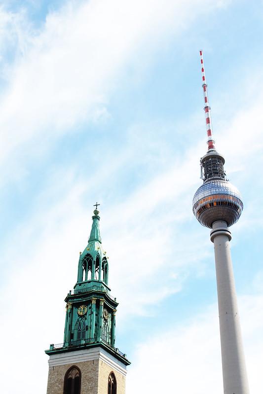 towers in Berlin