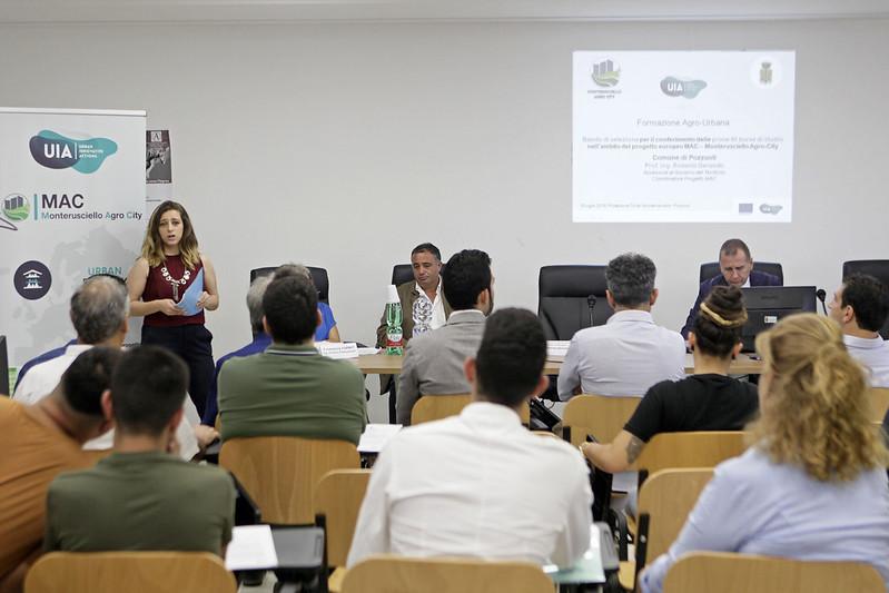 Conferenza stampa di presentazione dei percorsi di formazione MAC