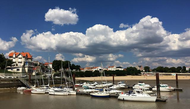 Vue en Charente-Maritime