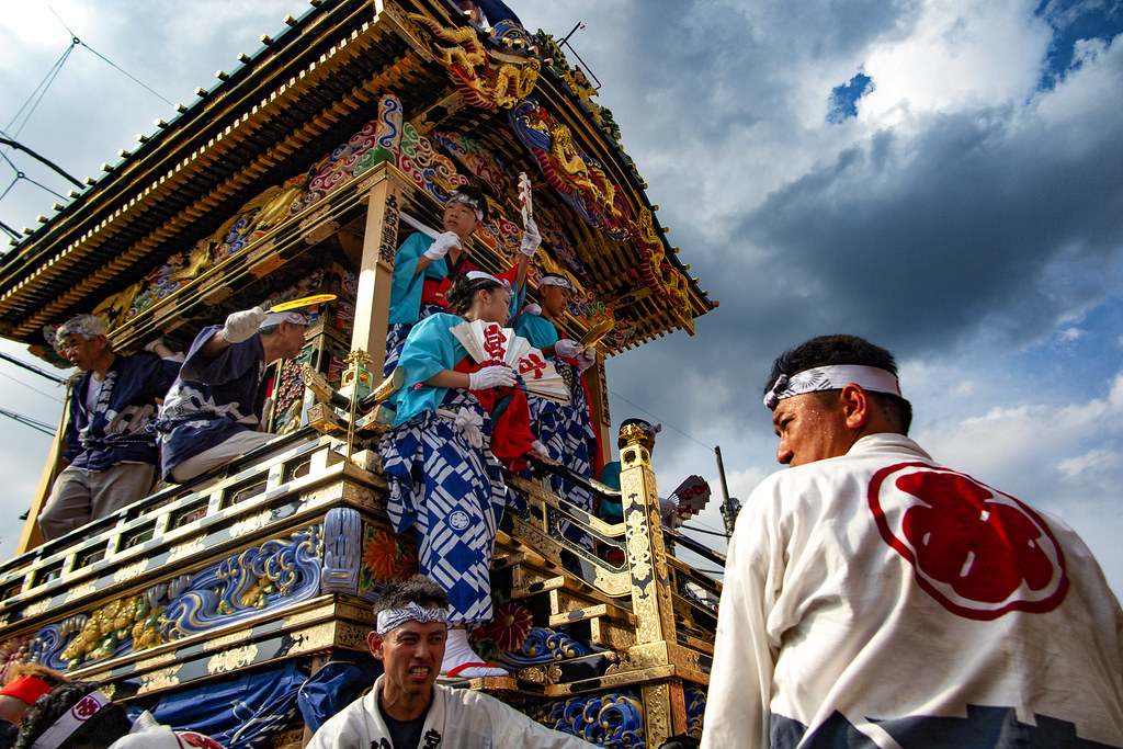 Chichibu Festival, Japan 6