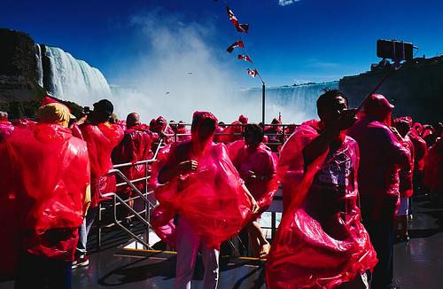 Cataratas del Niagara IV
