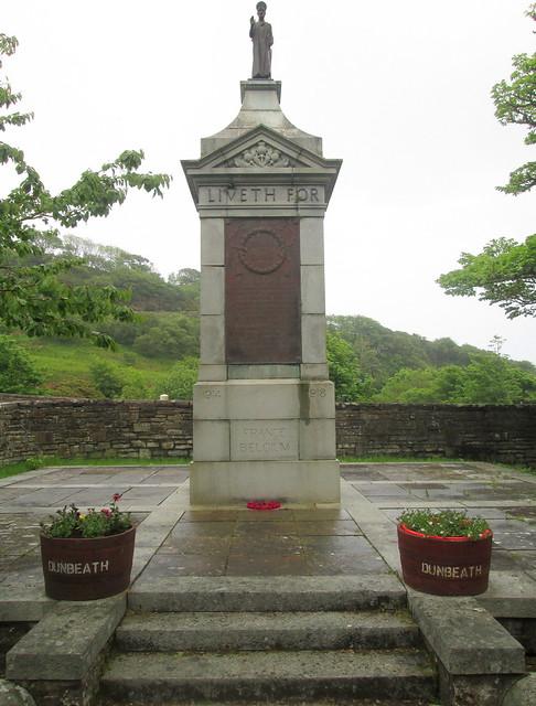 Berriedale War Memorial
