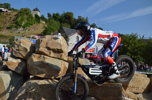 FIM Trial World Championship Belgium Grand Prix
