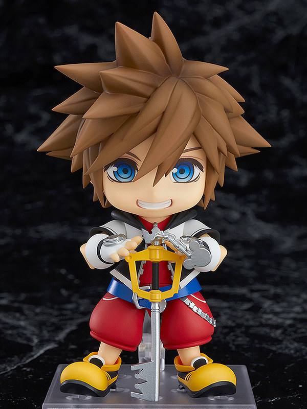 Kingdom Hearts Nendoroid Sora from GOOD SMILE COMPANY!