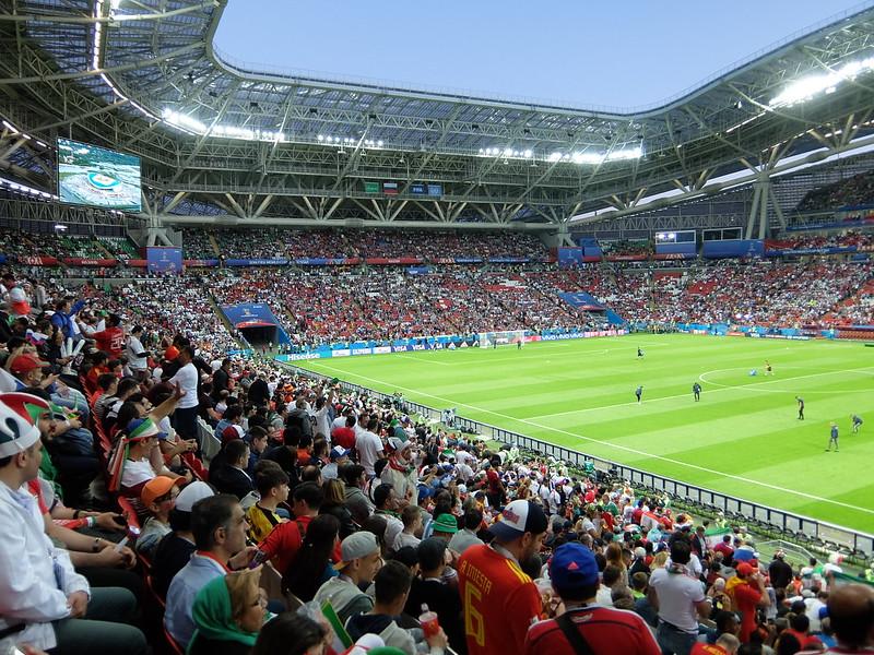 Чемпионат мира 2018 - Казань Арена