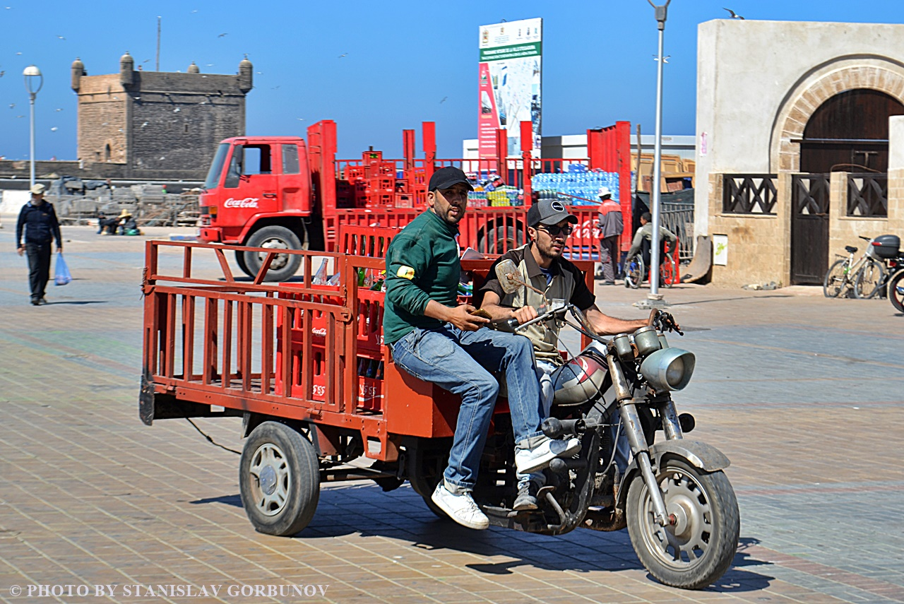 По Марокко на автомобиле. 10 важных советов. roads11
