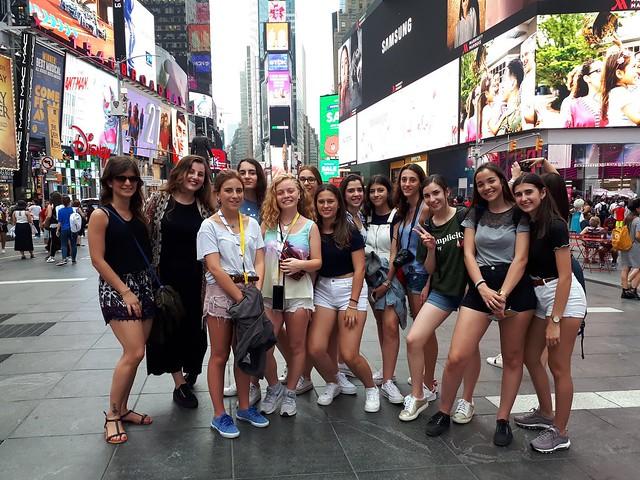 Curso en Nueva York 2019