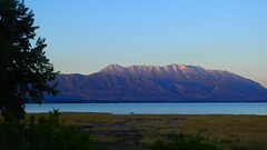 After Sunset on Utah Lake