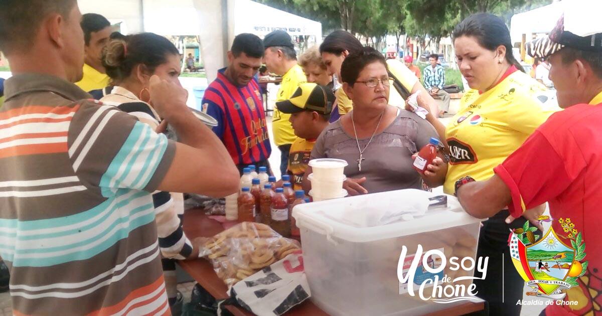 Decima novena Feria Agroproductiva con mayor volumen de ventas