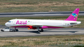 Azul A320-251N msn 8377