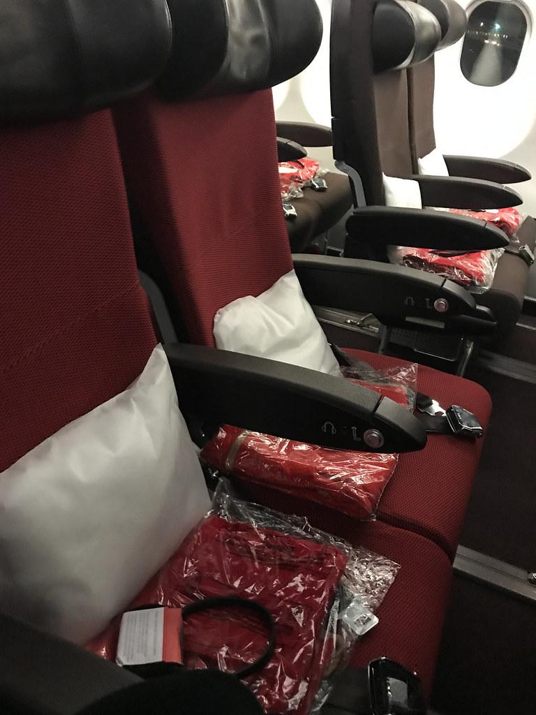 "New #BeChoosy ""Classic"" Seats on Virgin Atlantic"