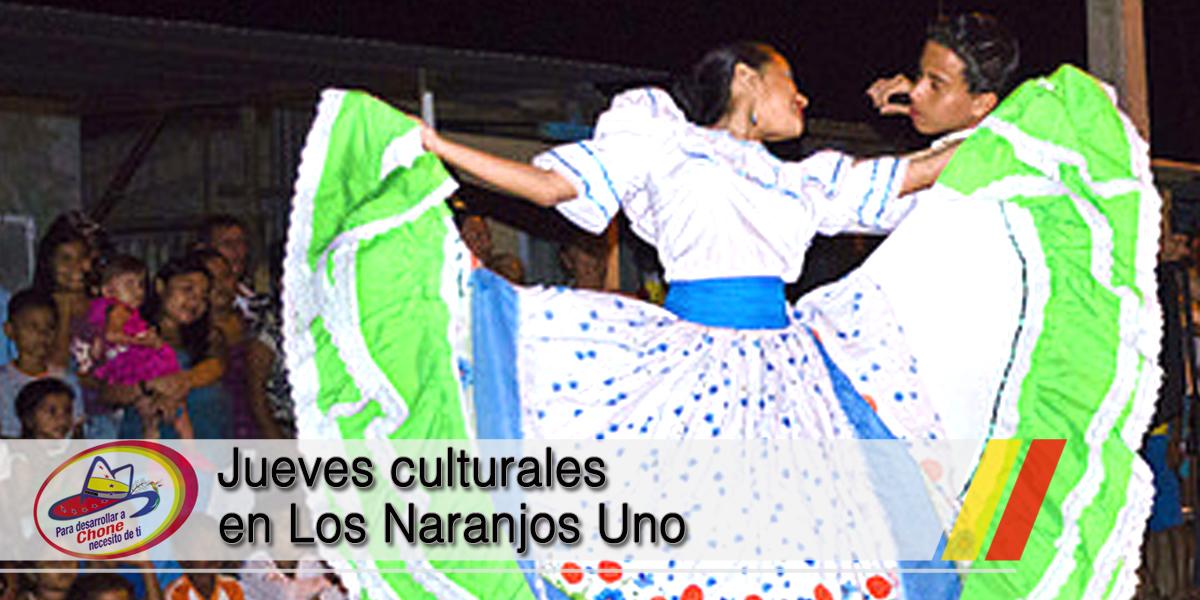 Jueves culturales en Los Naranjos Uno
