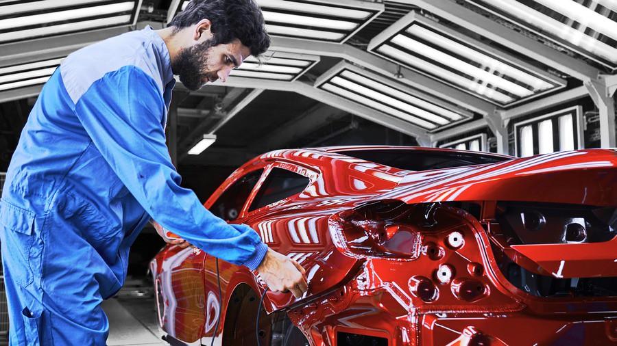 BMW serija 8 proizvodstvo 4