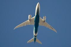 Oman Air Boeing 787 Dreamliner A40-SB