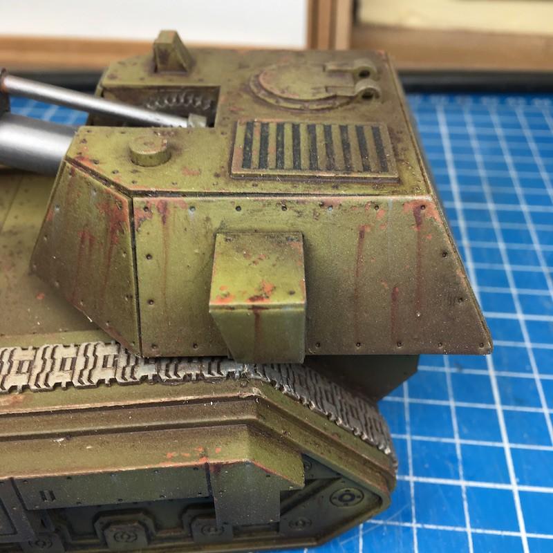 Lasercut basilisk tank green-18