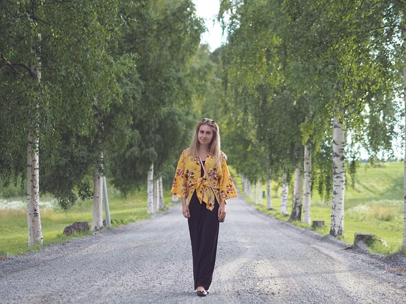 kukka kimono