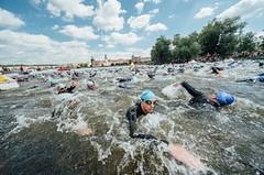 Největší triatlonový závod v Česku hlásí: kapacita naplněna