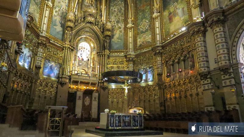 Pueblos de Cataluña Monasterio Montserrat 07
