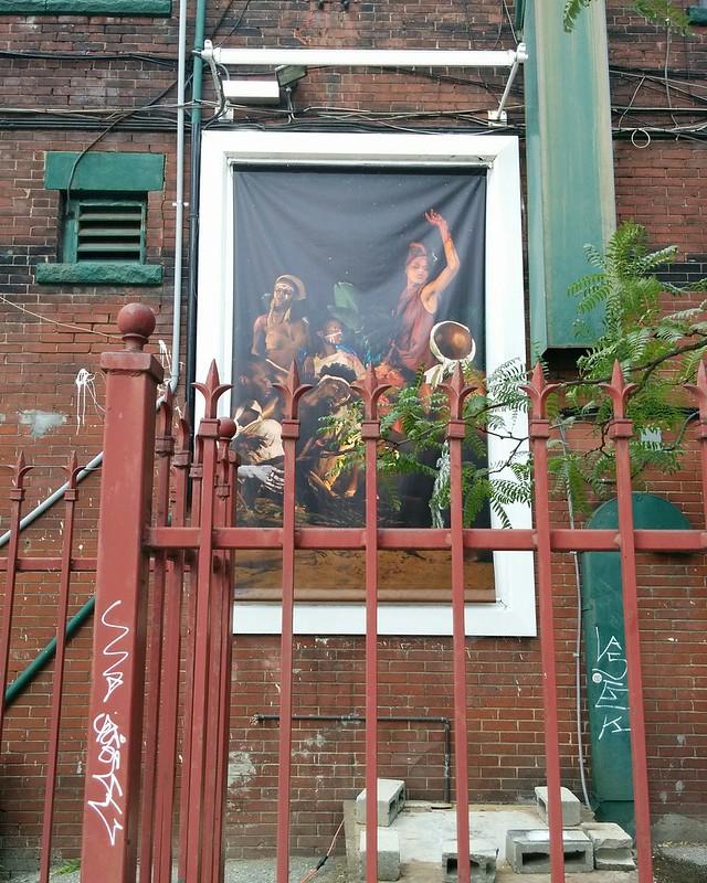 Ragga NYC (5) #toronto #bloordale #bloorstreetwest #bigonbloor #streetfestival #mercerunion #ragganyc #latergram #billboard