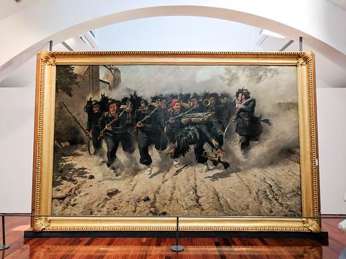 painting @ Museo e Real Bosco di Capodimonte