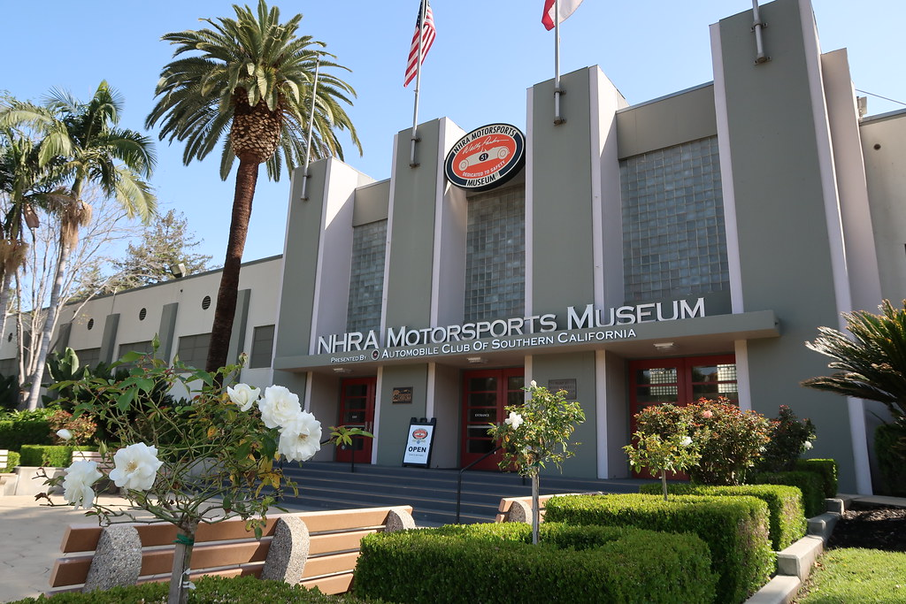 2018 NHRA Motorsports Museum, Pomona, CA - 4/13/18