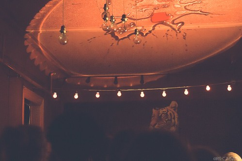 Casa Ardente: LAmA + Conan Osiris