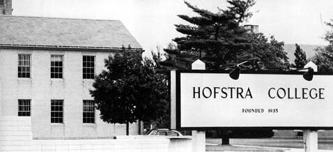 Hofstra COLLEGE! '60s