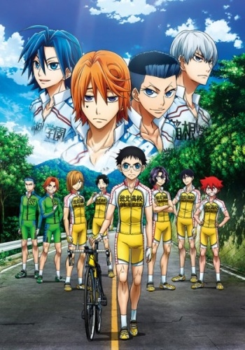 Yowamushi Pedal: New Generation (TV-Series)