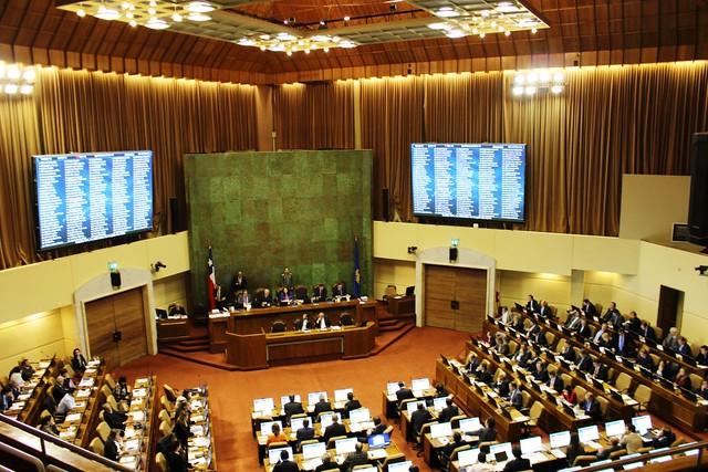 ANEF en Congreso por Estatuto Laboral Joven (11-07-2018)