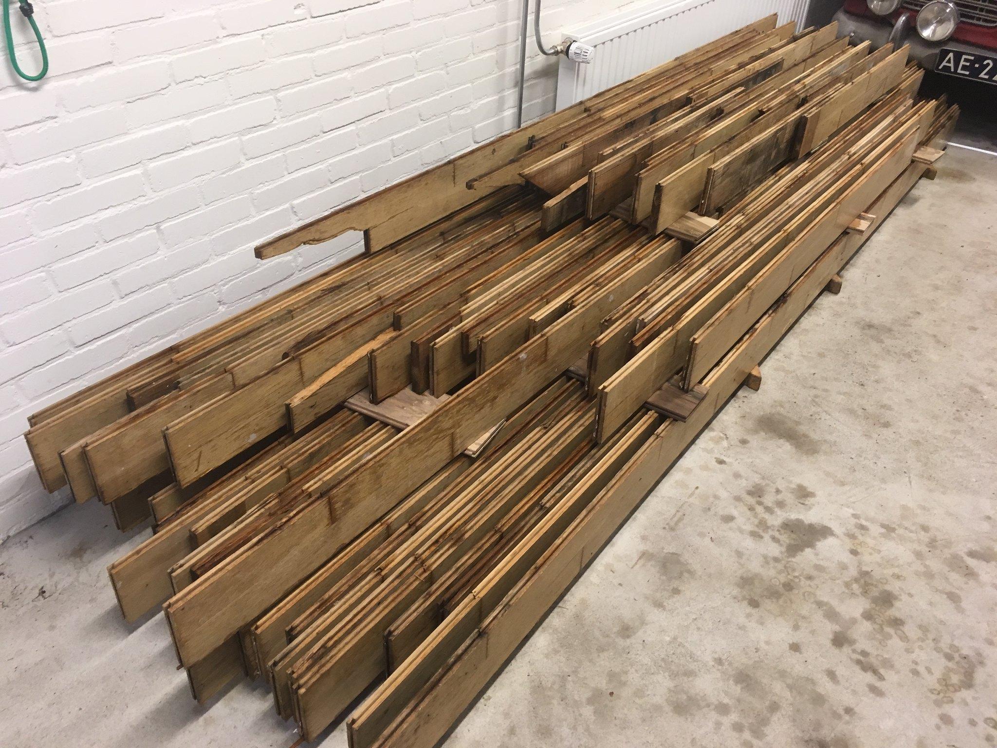 Leggen Houten Vloer : Natte houten vloer leggen advies gevraagd.