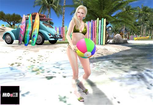 Jersey Shore - MOoH! Bikini