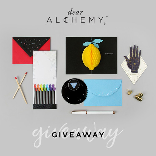 Dear Alchemy, Pop-Up Greeting Cards