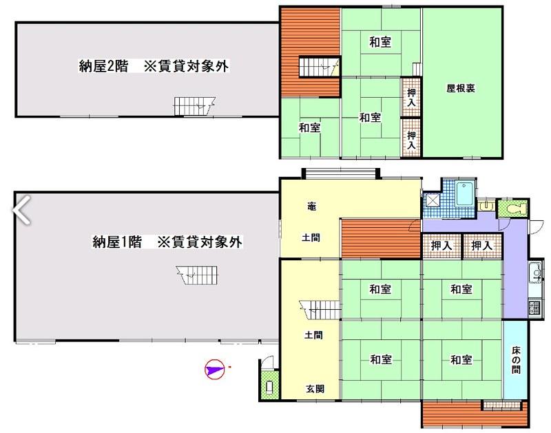 空き家バンク 唐津 七山 (3)