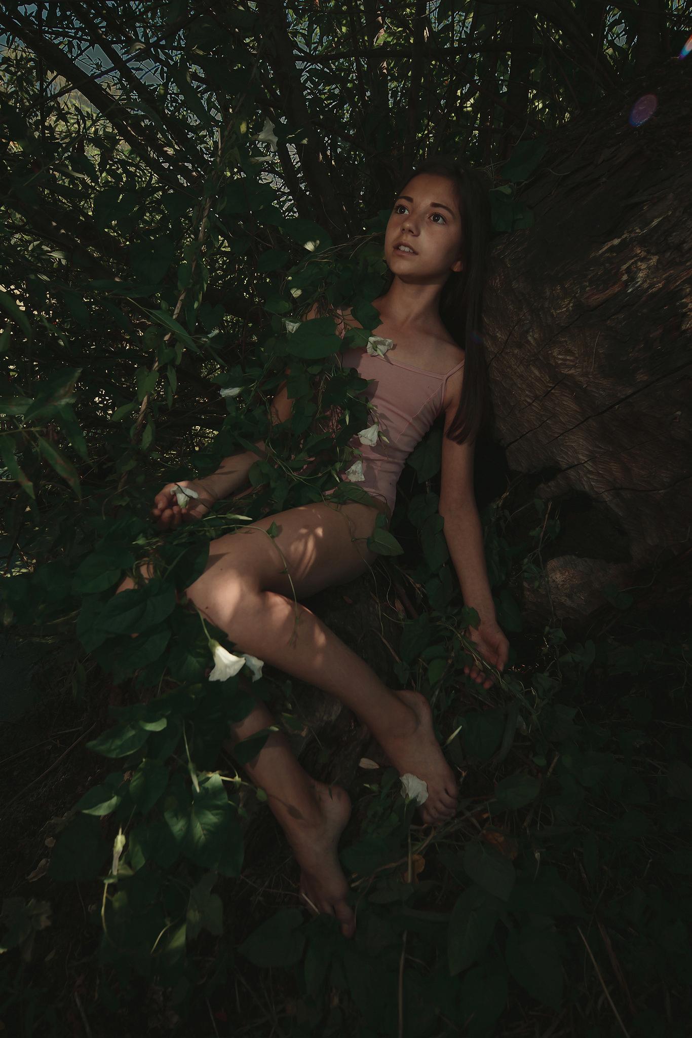 Цвет в изумрудных тенях