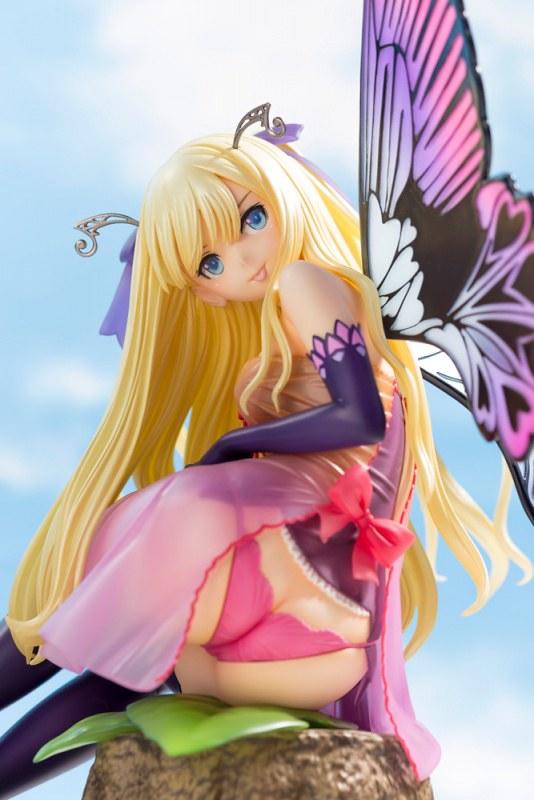 妖精公主的甘甜誘惑~壽屋《Tony's Heroine Collection》紫陽花的妖精 安娜貝兒(紫陽花の妖精 アナベル)1/6比例模型